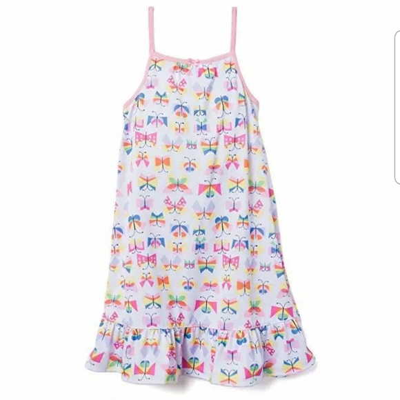 NEW GYMBOREE GIRLS GOWN PINK Unicorn Castle Nightgown Nwt 2t
